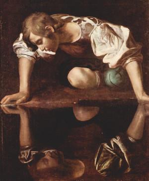 Caravaggionarciso